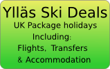 Ski Deals to Yllas Finland